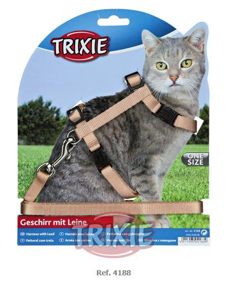 Trixie colores surtidos Collar para gatos